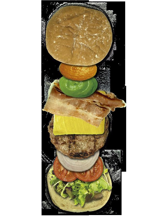 Personalitza la teva burger