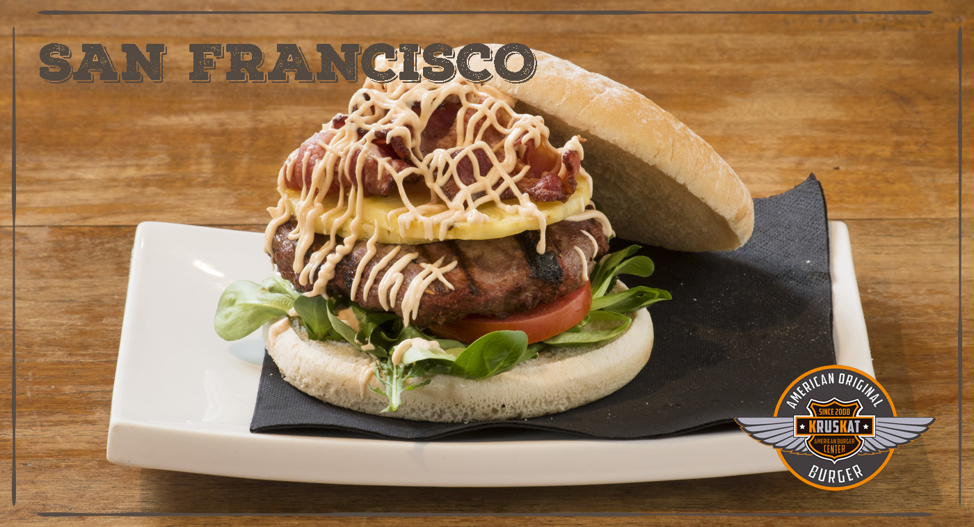 San-Francisco-Hamburguesa-Kruskat-American-burger-center