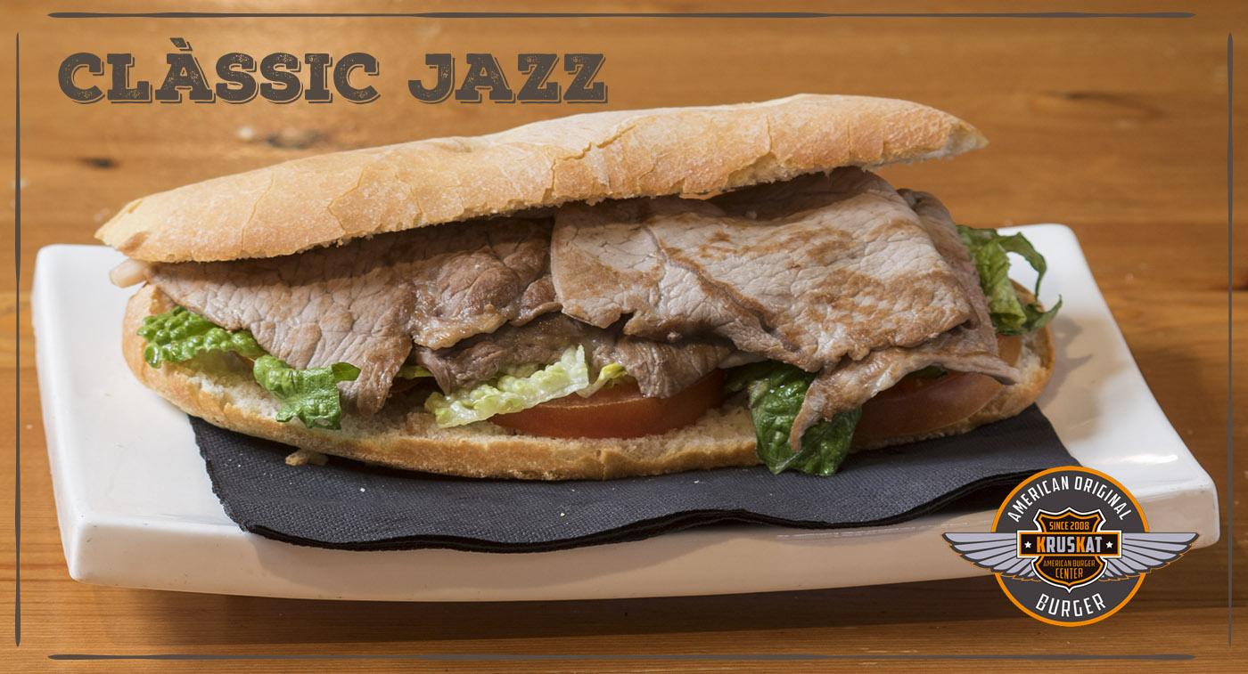 Pepito de vedella Classic Jazz Kruskat